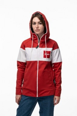 Худи 2DAY Future W Hoodie Red
