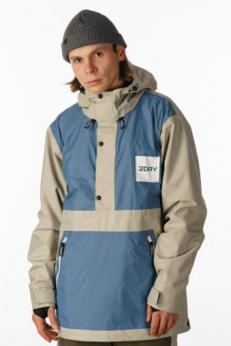 Куртка 2DAY Riding Anorak Navy/Beige