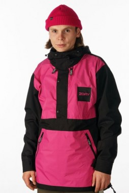 Куртка 2DAY Riding Anorak Black/Fuchsia