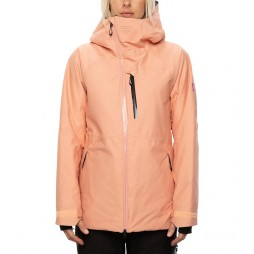 Куртка 686 20/21 Wms Hydra Insulated Jacket Coral Pink Heather