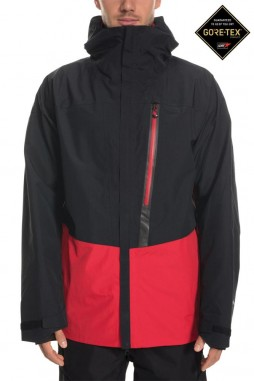 Куртка 686 19/20 Glcr Gore-Tex Gt Jacket / Red Colorblock