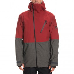 Куртка 686 19/20 Hydra Thermagraph Jkt / Rusty Red Colorblock