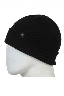 Шапка 686 Standard Roll Up Beanie Black