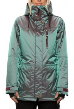 Куртка 686 20/21 Wms Spirit Insulated Jacket Plum Iridescent