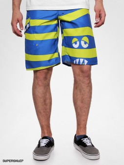Бордшорты 686 Snaggle-Stripe Boardshort Royal