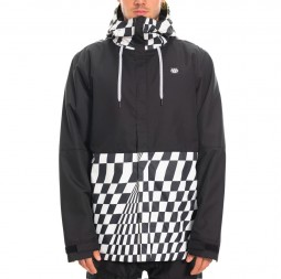 Куртка 686 19/20 Foundation Insulated Jkt / Checkers Colorblock