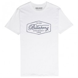 Футболка Billabong Trademark Tee SS white