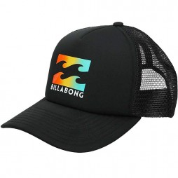 Кепка Billabong Podium Trucker black/yellow