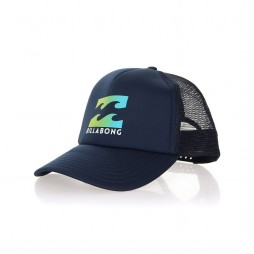 Кепка Billabong Podium Trucker navy/lime