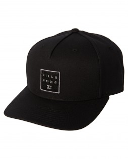 Кепка Billabong Stacked Snapback stealth