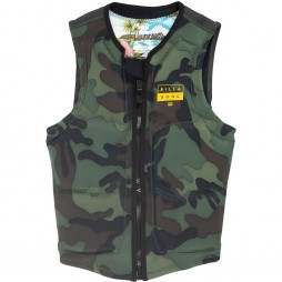 Жилет для вейка Billabong Interchange Wake Vest dark olive