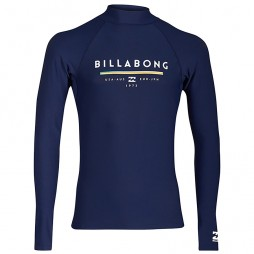 Лайкра Billabong Unity LS navy