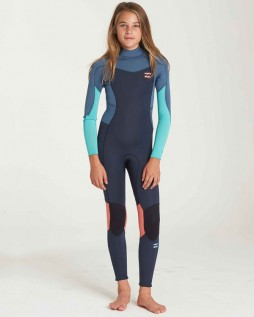 Гидрокостюм Billabong Junior SYNERGY BZ agave 3/2
