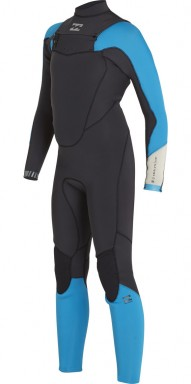 Гидрокостюм Billabong Junior ABSOLUTE CZ black sands 3/2