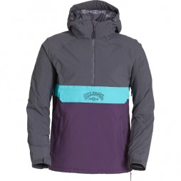 Куртка Billabong 19/20 Stalefish Anorak dark purple
