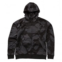 Худи Billabong 19/20 Downhill Zip Hood dark camo
