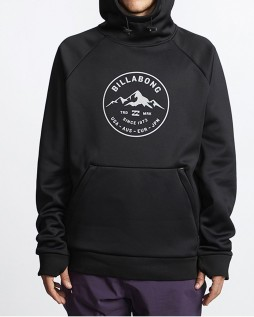 Худи Billabong 19/20 Downhill Crew black