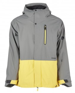 Куртка Bonfire 19/20 ETHER JACKET INSULATED charcoal