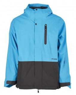 Куртка Bonfire 19/20 ETHER JACKET INSULATED cyan