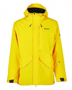 Куртка Bonfire 19/20 VECTOR JACKET INSULATED yellow)
