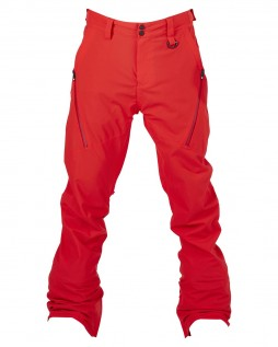 Штаны Bonfire 19/20 SURFACE STRETCH PANT red