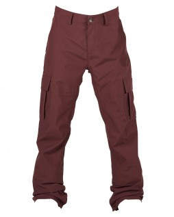 Штаны Bonfire 19/20 TACTICAL PANT maroon