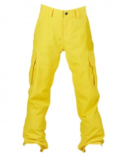 Штаны Bonfire 19/20 TACTICAL PANT yellow