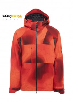 Куртка BonFire 20/21 ASPECT 2L STRETCH CORDURA lava