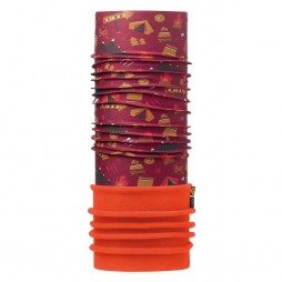 Buff JUNIOR POLAR adventure grana/orange