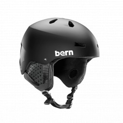 Шолом Bern 19/20 Macon EPS Matte Black