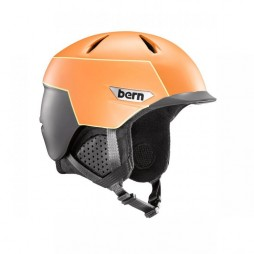 Шлем Bern 19/20 Weston Peak Matte Burt Orange/Grey