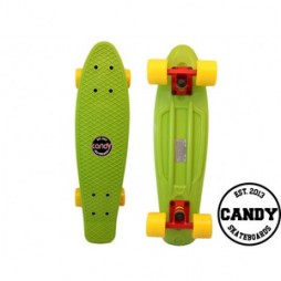 Крузер Candy Green/Red/Yellow
