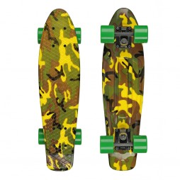 Крузер Candy Camo/Black/Green