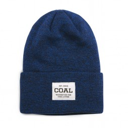Шапка COAL The Uniform Royal Blue Marl