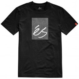 Футболка ES SPLIT BLOCK SS TEE Black
