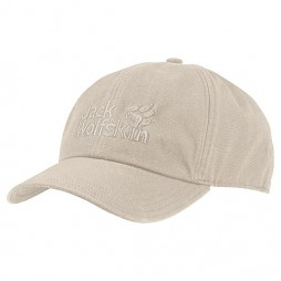Кепка Jack Wolfskin Baseball Cap light sand