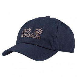 Кепка Jack Wolfskin Baseball cap night blue