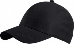Кепка Jack Wolfskin Seamless Active Cap black