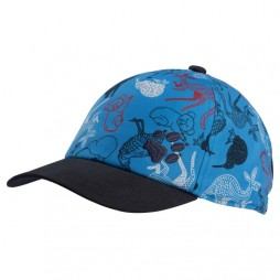 Кепка Jack Wolfskin Splash Cap Kids sky blue allover