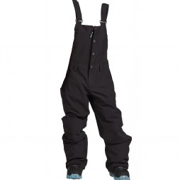 Штаны NIKITA 19/20 GIRLS EVERGREEN BIB black