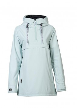 Куртка Nikita 20/21 HEMLOCK PULLOVER JACKET sea foam green