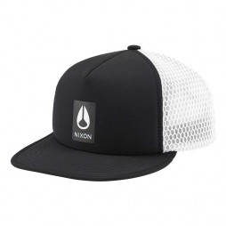 Кепка Nixon Flyer Trucker black C2836-000-00
