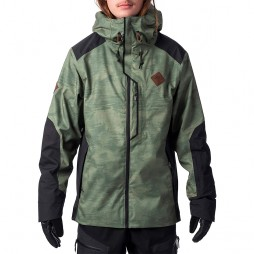 Куртка Rip Curl 19/20 Search JKT loden green