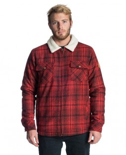 Куртка RipCurl Gnarly Loggers Jacket Red
