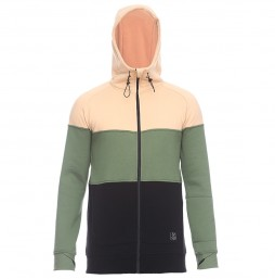 Худі SHWK Exception ZIP Beige / Khaki