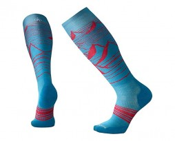 Носки SmartWool PhD Slopestyle Light Elite Glacial Blue