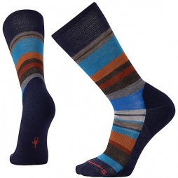 Носки SmartWool Mens Saturnsphere Deep Navy Heather/Cardamon