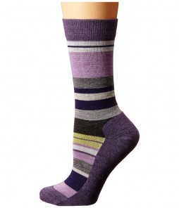Носки SMARTWOOL Saturnsphere desert purple heather
