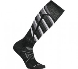 Носки SMARTWOOL Phd Ski Medium Patternt black