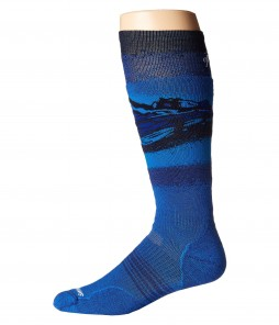 Носки SmartWool PhD Slopestyle Medium Bright Blue